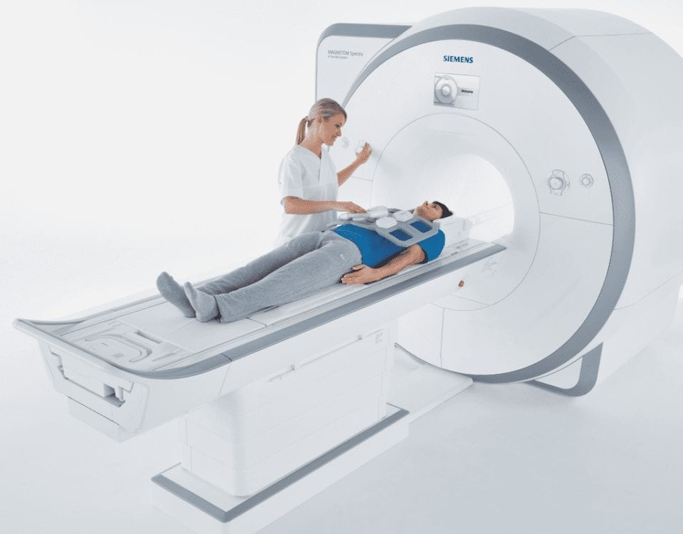 3 Tesla MRI Machine