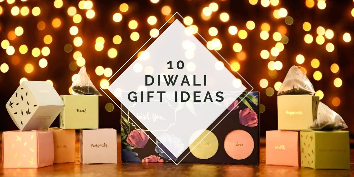 Top 10 Gift Ideas for Healthy and Happy Diwali | Diwali Gift Ideas 2019