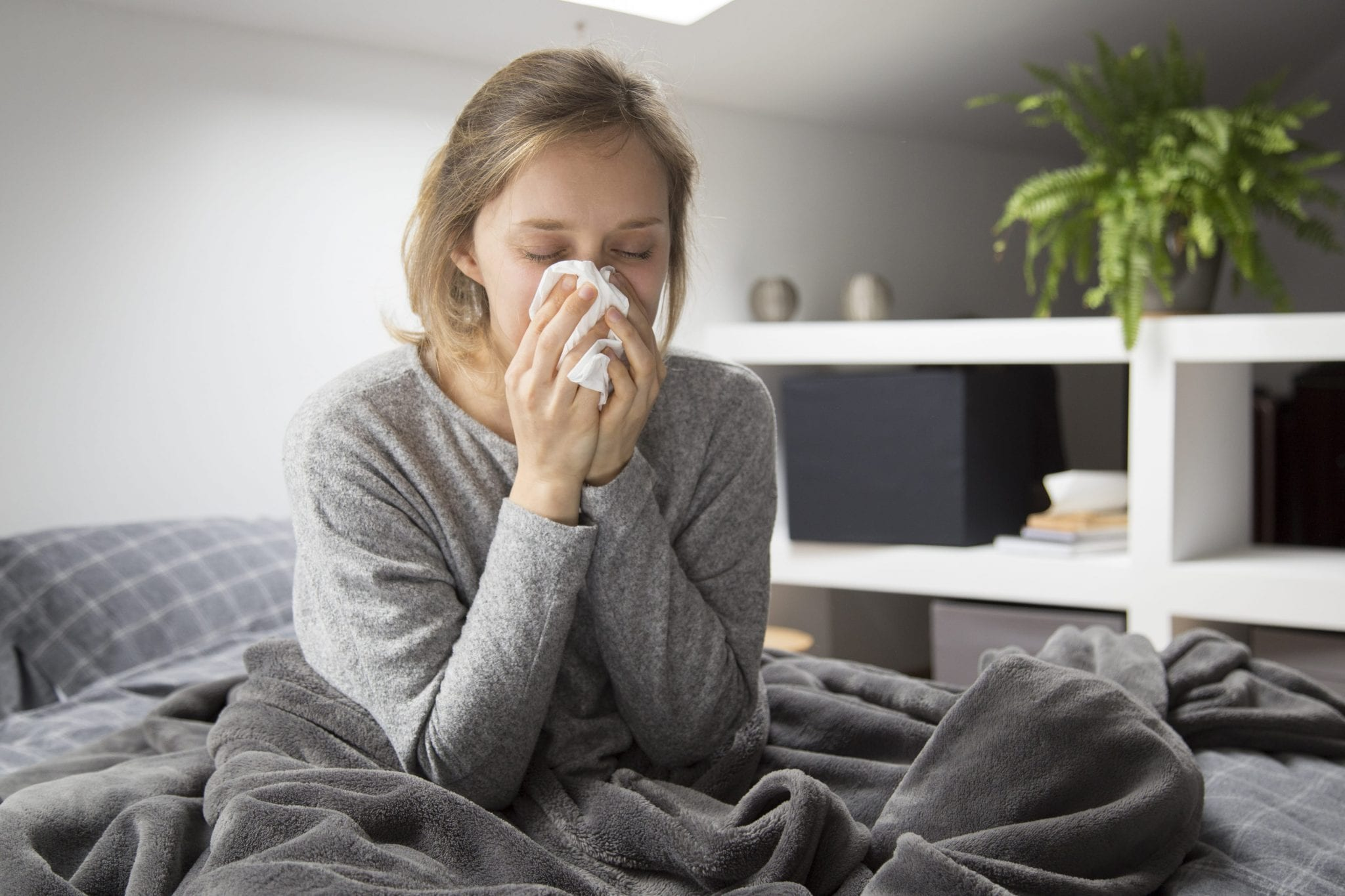Flu (Influenza): Causes, Symptoms, Prevention and Treatment.