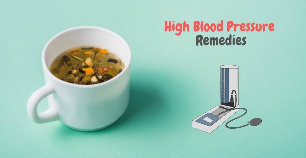 High BP Remedies: Top Home Remedies for High BP (High Blood Pressure)
