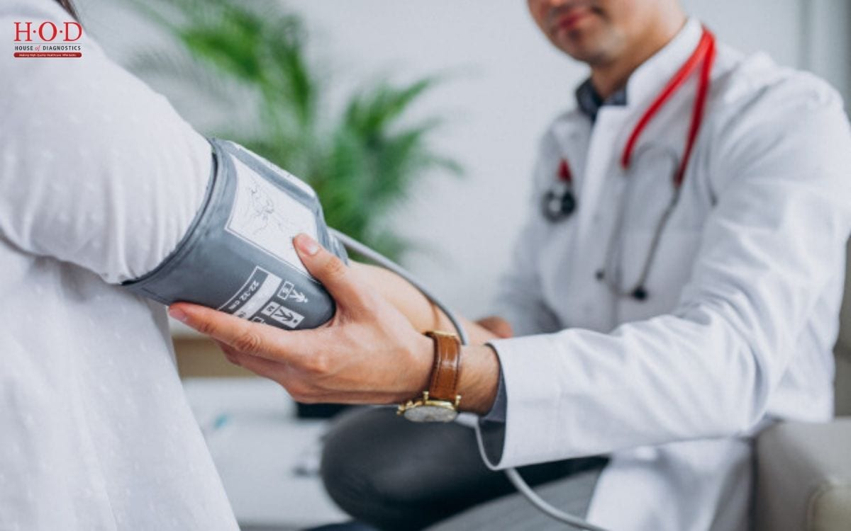 Hypotension (Low Blood Pressure): Causes,Symptoms, Risks,Control,Types