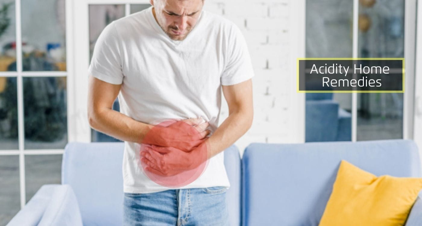 11 Home Remedies for Acidity and Heartburn | Acidity Treatment