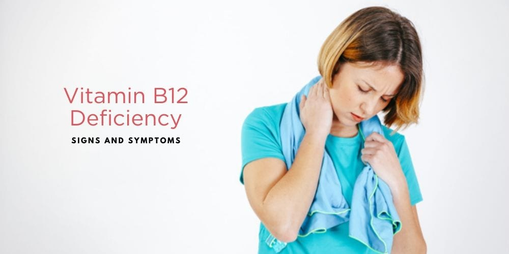 11 Signs and Symptoms of Vitamin B12 Deficiency   HOD