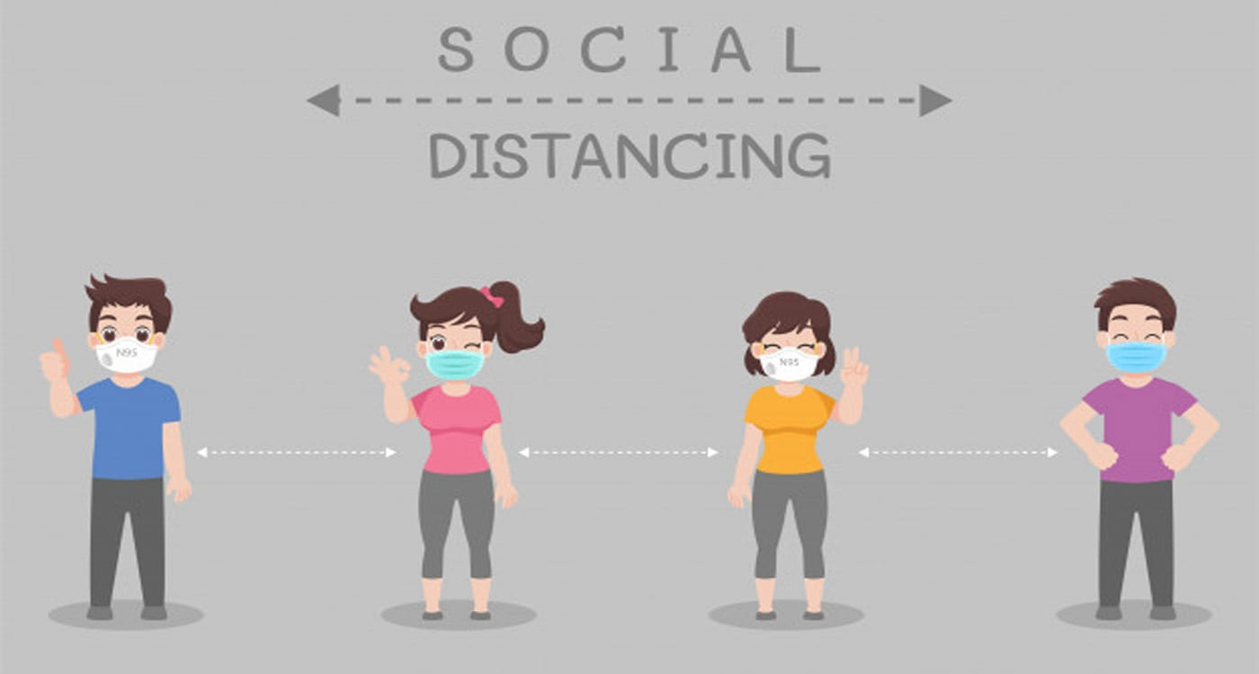 Why Social Distancing is Important to Stop the Coronavirus Spread
