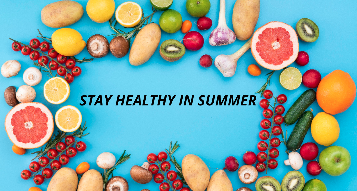 Read More About Tips to Stay Healthy in Summer
