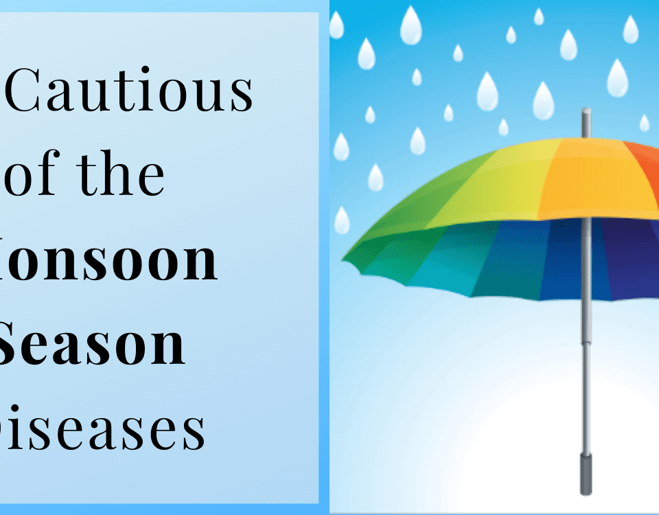 Monsoon Diseases