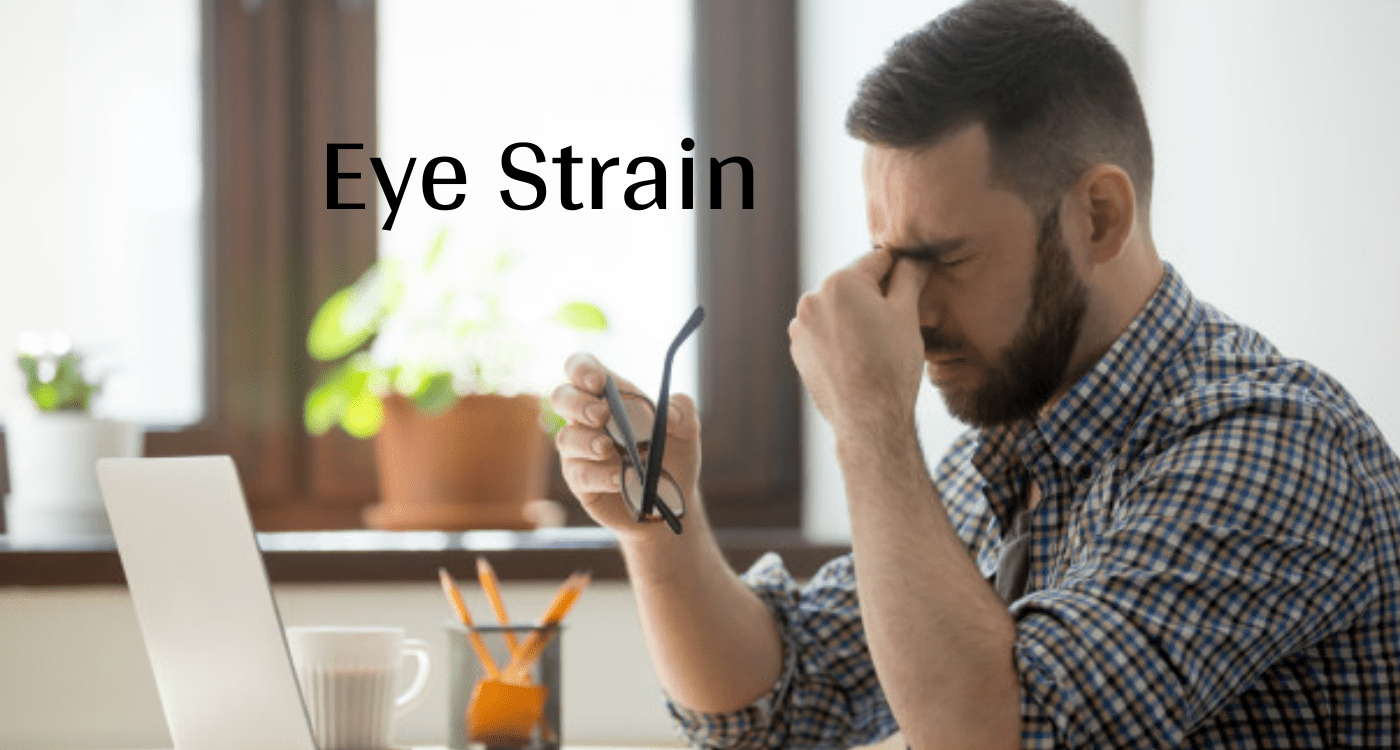 Eye Strain: Effective Tips to Combat It - Causes And Symptoms